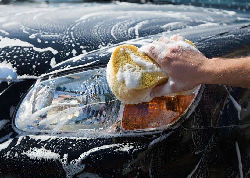 car washing ideas